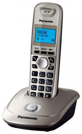 телефон PANASONIC KX-TG2511 RUN DECT