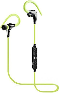 09181 Наушники bluetooth Awei A890BL (green)_1.jpg
