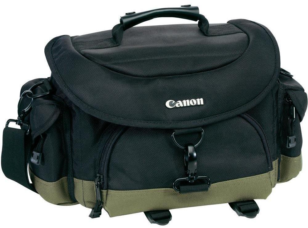 2204e14a2830 Фотосумка Canon DeLuxe Gadget Bag 10EG купить недорого в Интернет ...