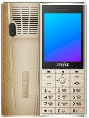 Телефон Strike M30 Gold