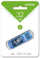 USB Flash Drive 32Gb SmartBuy Glossy Blue