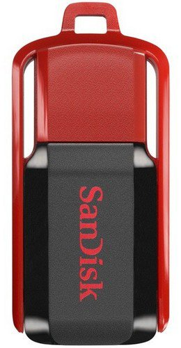 USB Flash Drive  4 Gb Sandisk Cruzer Switch CZ52