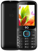 Телефон BQ QM-2440 Step L+ Black Blue