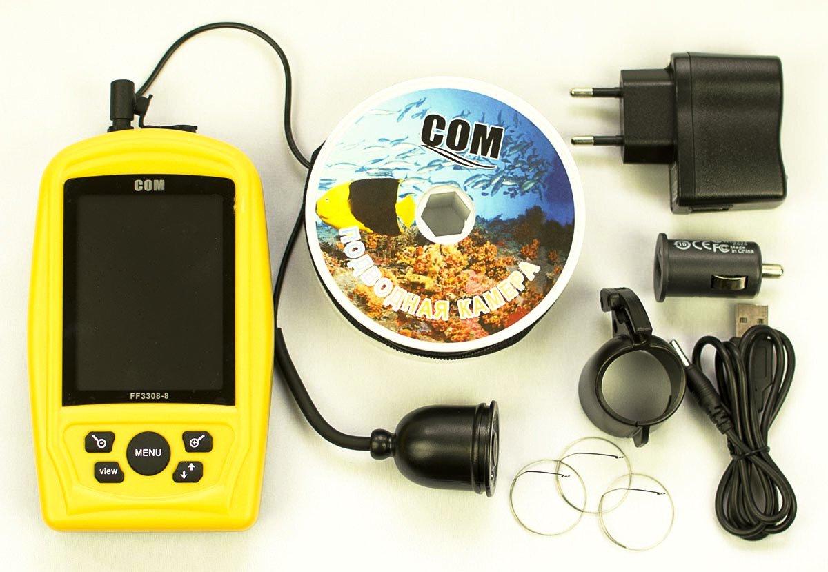Подводная камера для зимней рыбалки отзывы