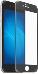 Защитное стекло DF hwColor-74 Huawei Honor 8X/8X Premium Full Glue Black
