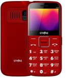 Телефон Strike S20 Red