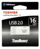 USB Flash Drive 16Gb Toshiba U202 Hayabusa White
